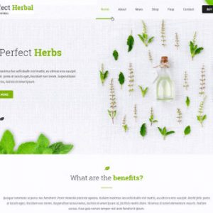herbal website