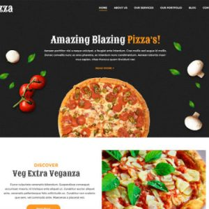 pizza website for sale